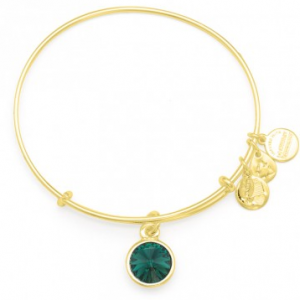 May-Birth-Month-Charm-Bangle