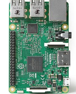 Raspberry-Pi™-3-Model-B-1GB-Project-Board